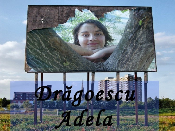 Dr ăgoescu Adela