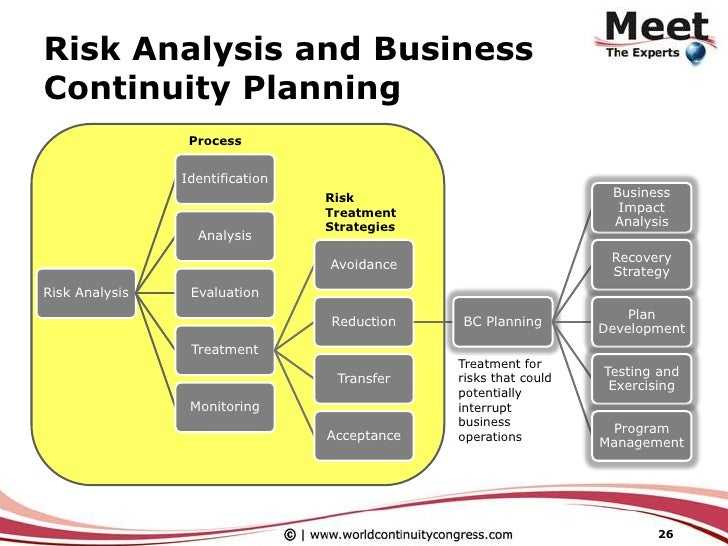 risk management in business plan