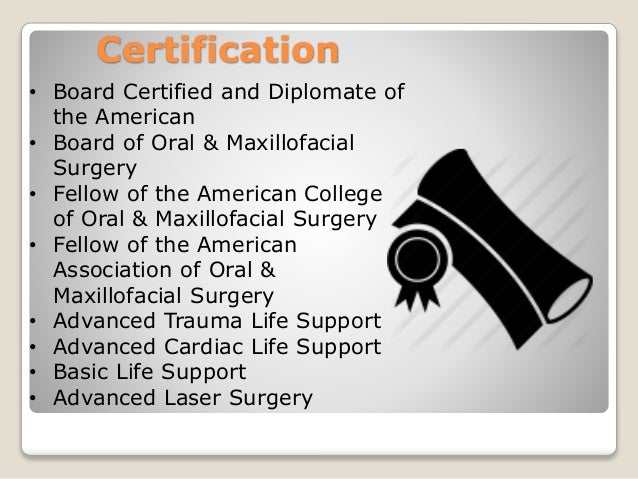 Board Certified Oral and Maxillofacial Surgeon- Dr. Gregory Casey