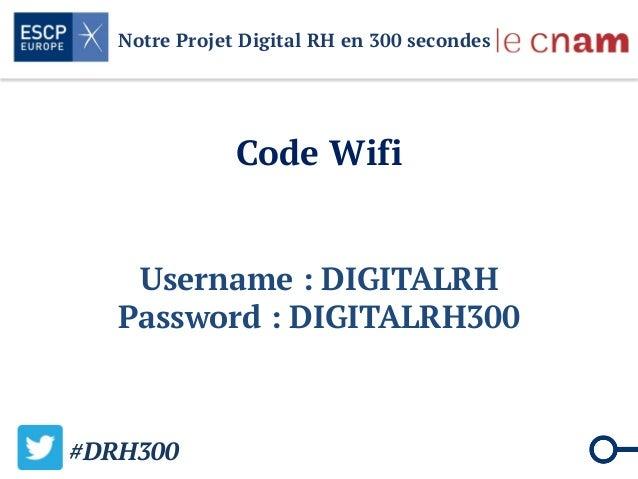 Notre projet Digital RH en 300 secondes Slide 3
