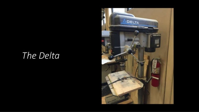 Drill Press Operation And Safety