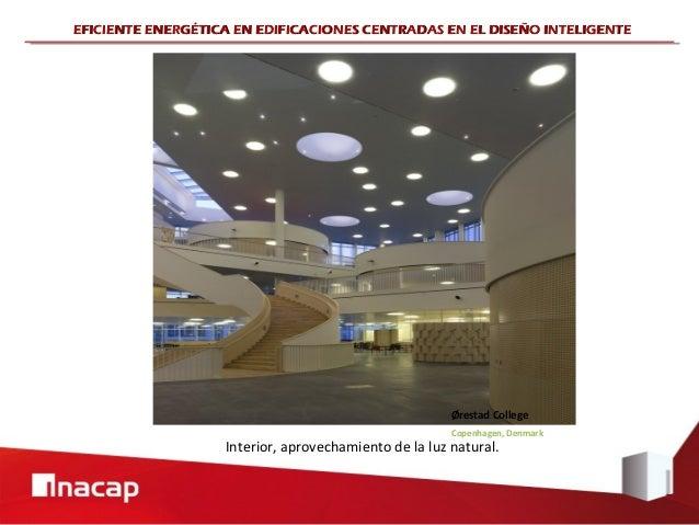 EFICIENTE ENERGÉTICA EN EDIFICACIONES CENTRADAS EN EL DISEÑO INTELIGENTE                                                  ...