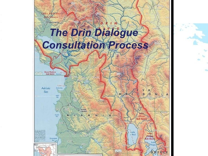 The Drin Dialogue  Consultation Process
