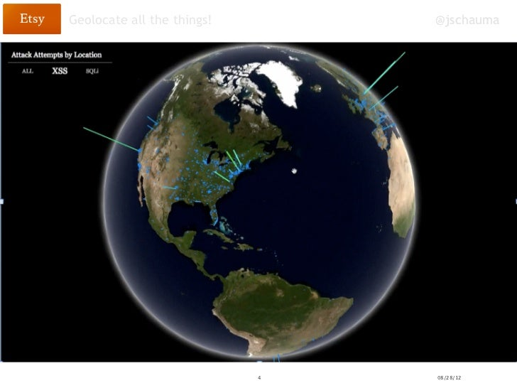 Geolocate all the things!        @jschauma                            4   08/28/12