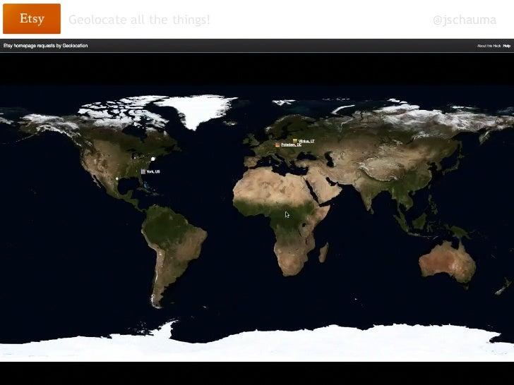 Geolocate all the things!        @jschauma                            3   08/28/12