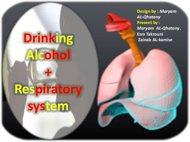 Copd And Drinking Alcohol