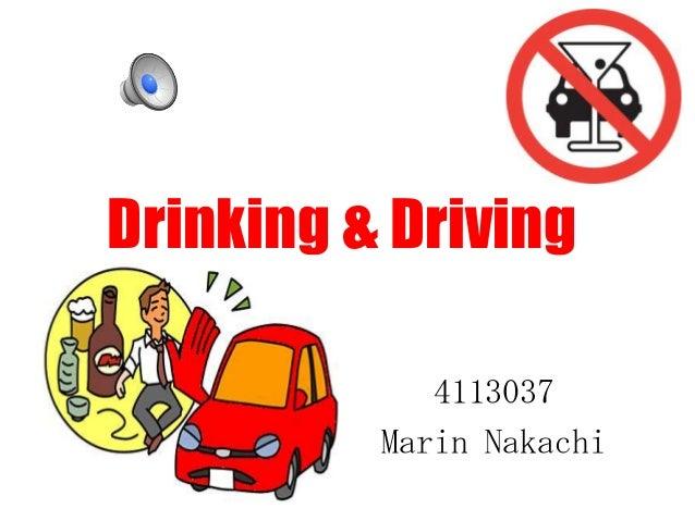 Drinking & Driving             4113037          Marin Nakachi