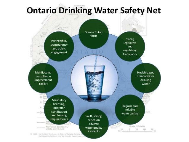Drinking Water Certification Ontario