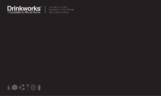 innovation conceptpackage & content designtailor made branding