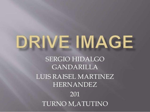 SERGIO HIDALGO GANDARILLA LUIS RAISEL MARTINEZ HERNANDEZ 201 TURNO M,ATUTINO