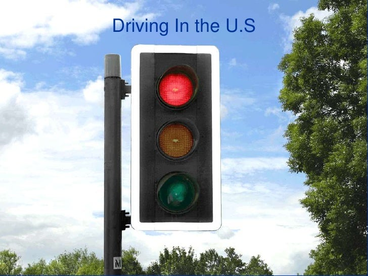 Driving In the U.S<br />
