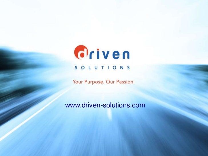 www.driven-solutions.com