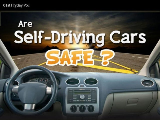 Are Self-Driving Cars Safe? - Facts & Infographic