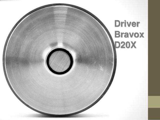 Driver Bravox D20X
