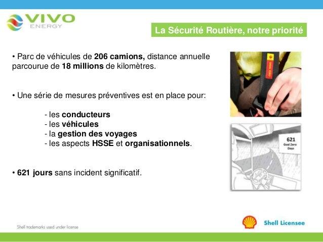Driver fatigue vivo energy Slide 3