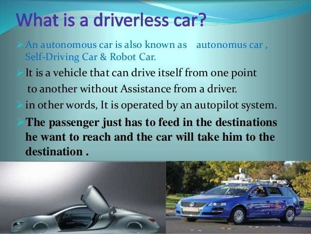 Safest Self Driving Car