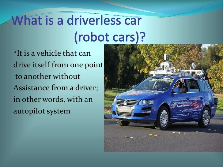Google Driverless Car Seminar Pdf