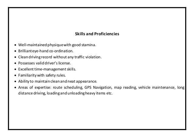 Forklift Driver Cv Sample Curriculum Vitae Builder Myperfectcv Co Alib