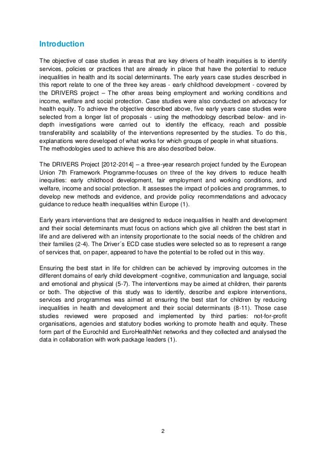 macrosystem case study early childhood 1 site visit: a case study of early childhood care and education in kenya sources: kipkorir, li & njenga, aw a case study of early childhood care and education in kenya.