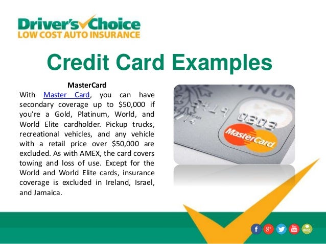 Discover Card Covers Car Rental Insurance