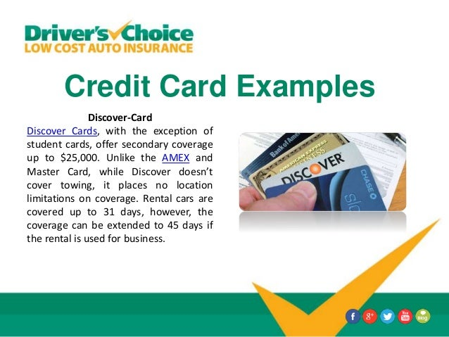 Which Credit Card Covers Rental Car Insurance In Ireland
