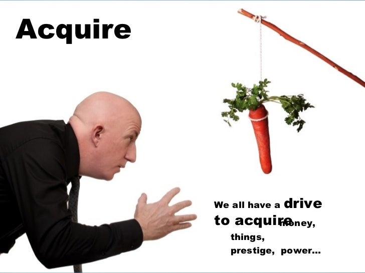 acquire we all have a