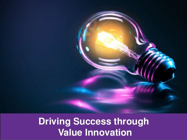 Driving Success through Value Innovation