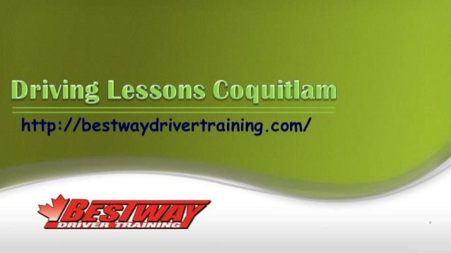 Driving Lessons Coquitlam