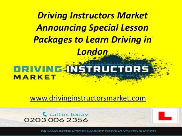 driving lesson deals south london