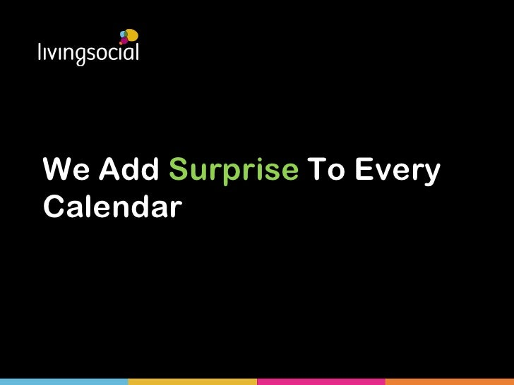 We Add Surprise To EveryCalendar