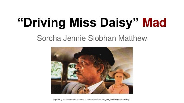 driving miss daisy summary pdf download
