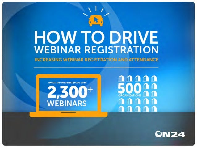 Biggest Webinar Challenges: Poll results! Driving Registration: #1 ranked challenge to delivering successful webinars!  Re...