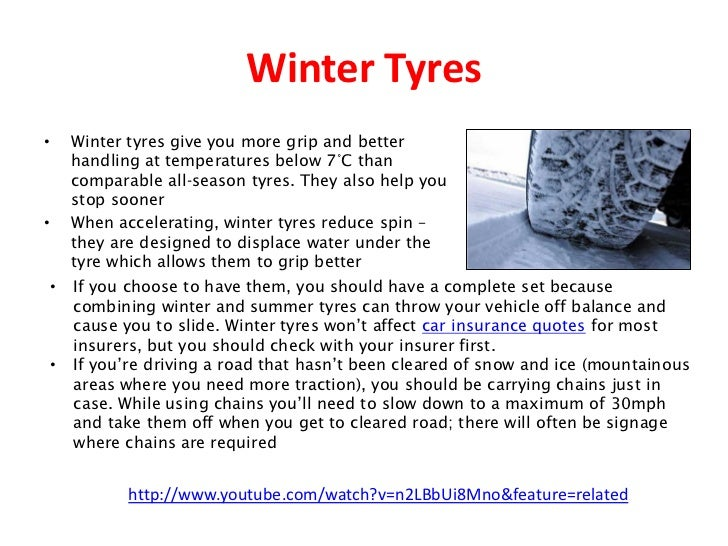 A Guide To Driving Safely In Icy Winter Conditions