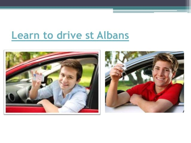 Learn to drive st Albans