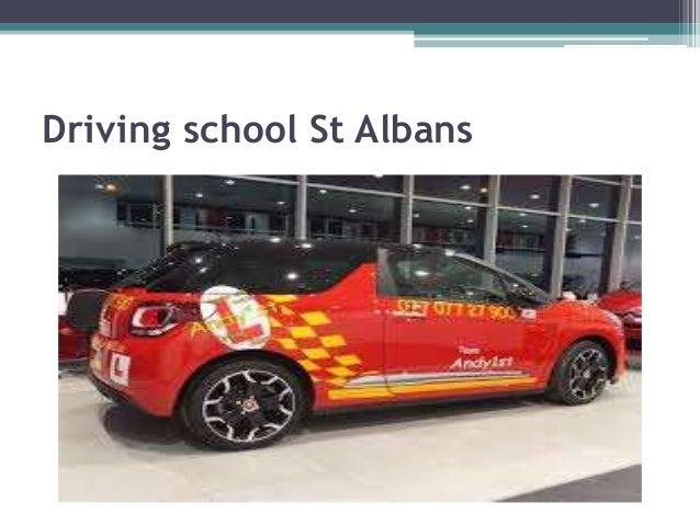 Driving school St Albans