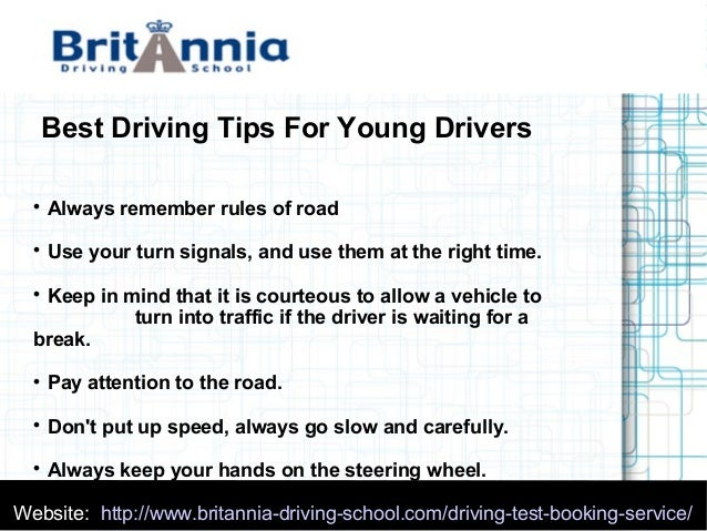 best time to do drivers test
