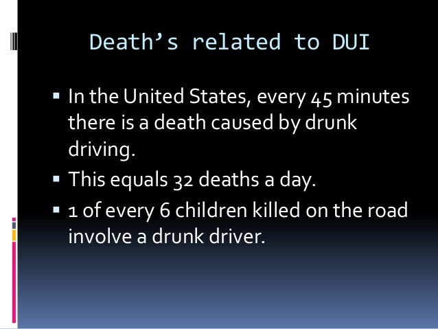 an introduction to the issue of drinking and driving Attitudes toward drinking and driving shifted as groups such  the cause of alcohol-impaired driving as a social issue,  the national academies press.