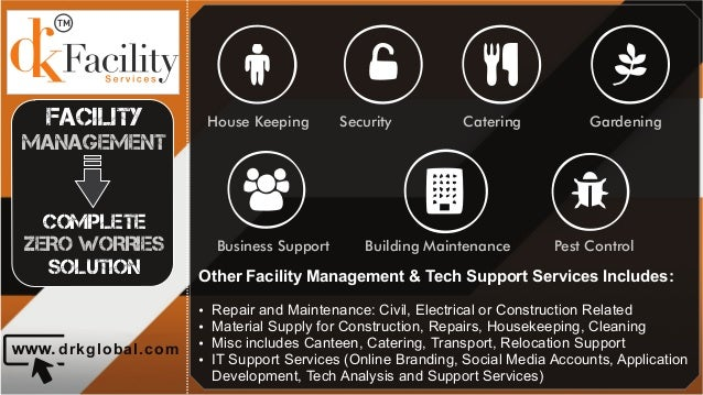 DRK Global - Facility Management Company Delhi NCR