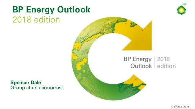 © BP p.l.c. 2018 Spencer Dale Group chief economist BP Energy Outlook 2018 edition