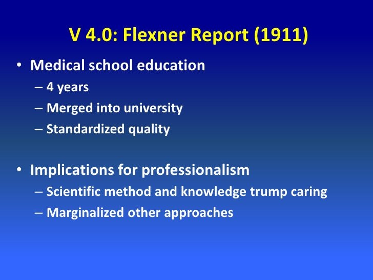 M.D. = Master Dilettante• Talented at absorbing salient information• Integrating practical information and applying it• Fr...