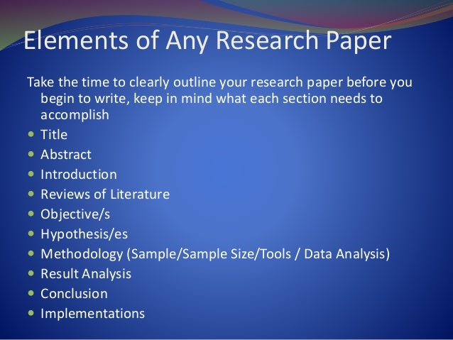 common types research paper Online writing lab types of  response essays, and often research-based essays  the most common persuasive essay is the argument paper the reason.