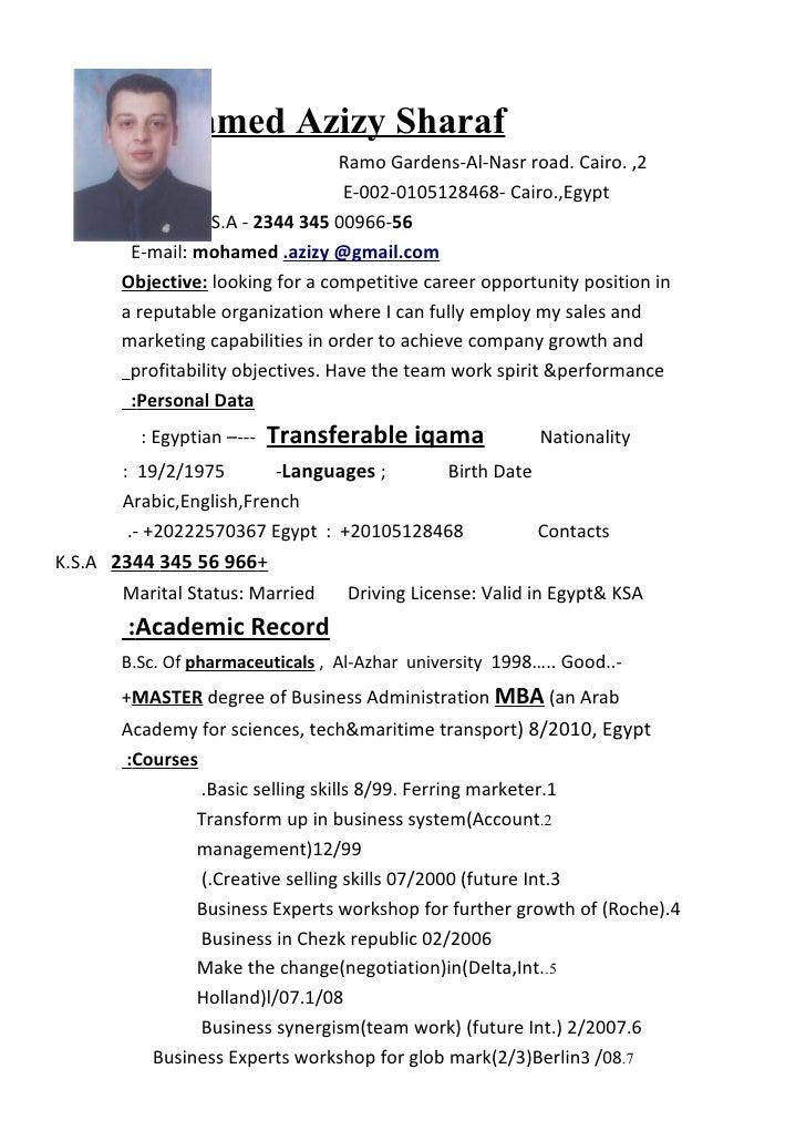 Dr.Mohamed Azizy Cv