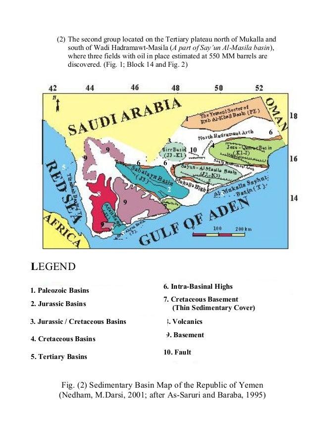 The Republic of Yemen Petroleum Overview Slide 3