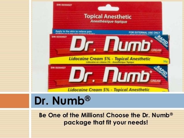 Dr Numb Review