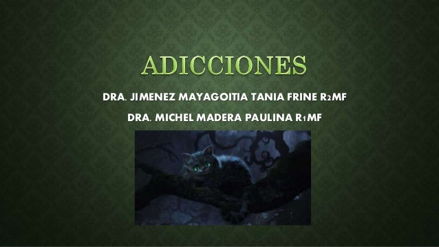 DRA. JIMENEZ MAYAGOITIA TANIA FRINE R2MF DRA. MICHEL MADERA PAULINA R1MF