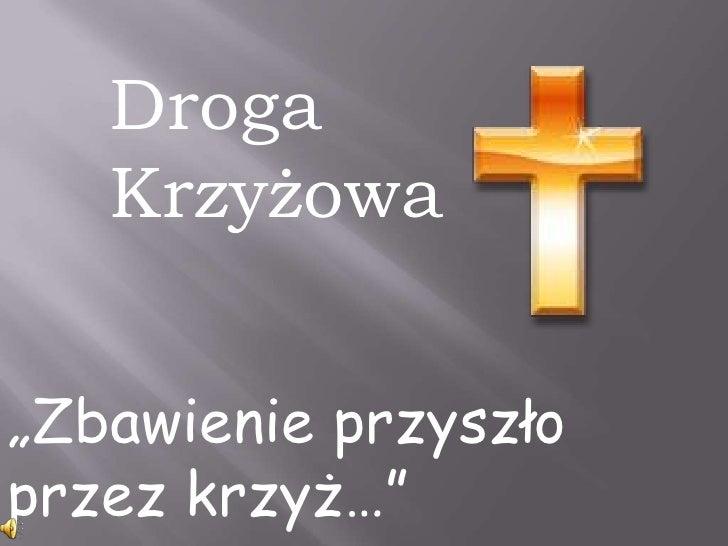 Znalezione obrazy dla zapytania droga krzyżowa napisy