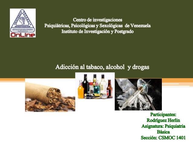 Centro de investigaciones Psiquiátricas, Psicológicas y Sexológicas de Venezuela Instituto de Investigación y Postgrado Ad...
