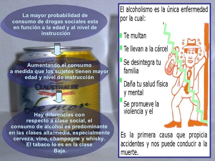 Las enfermedades sociales la narcomanía el sida el alcoholismo el tabaquismo