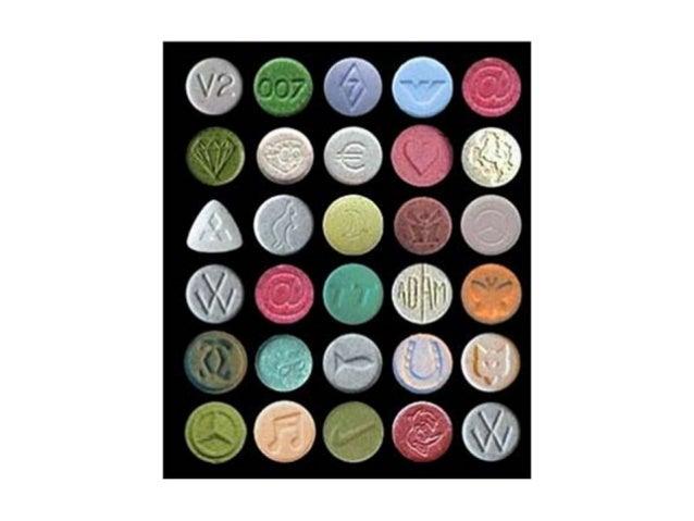 Drogas de diseño - Clínica de Nuevas Sustancias de Abuso