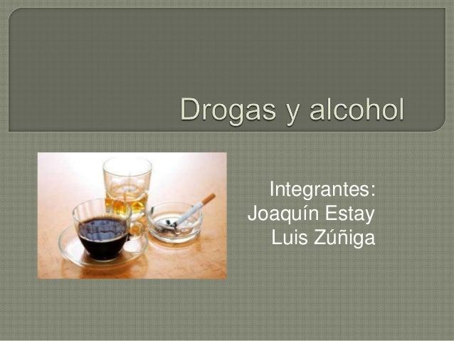 Integrantes: Joaquín Estay Luis Zúñiga